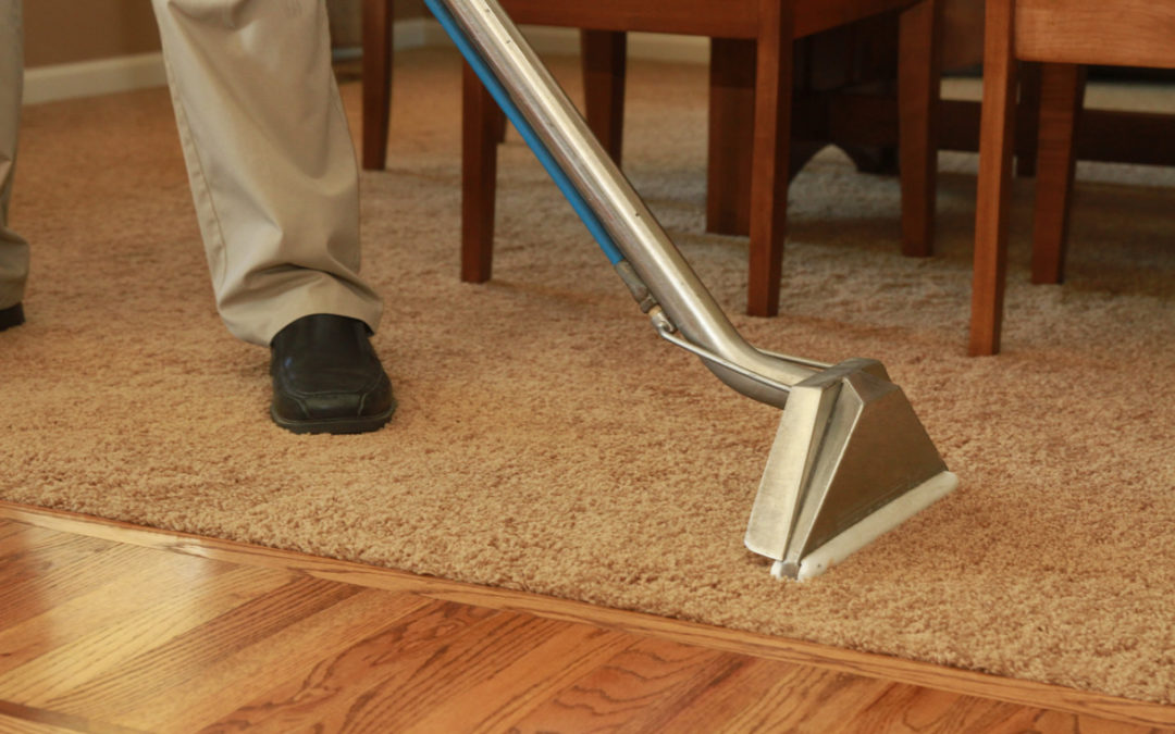 Will steam cleaning damage carpet?