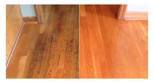 Hardwood Floor Cleaning Service - Hardwood Floor Cleaning Heartland Steam Cleaning